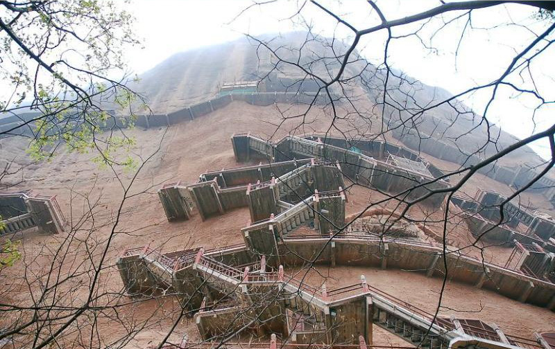 Tianshui China  city pictures gallery : club home china guide china pictures maijishan grottoes maijishan ...